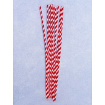 "Chenille Stems - 12"" Candy Cane Pkg_12"