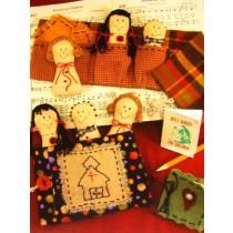 Church Dolls Pattern