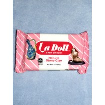 Clay - La Doll Air Dry - 500 gram