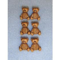 Cozy Bear Buttons