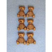 Cozy Bear Buttons