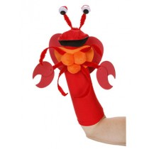 |Crab Sock Friends Puppet Kit