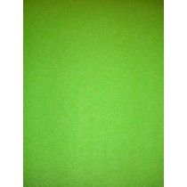 Craft Velour - Lime - 1 Yd