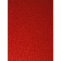 Craft Velour - Red - 1 Yd