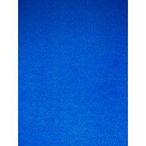Craft Velour - Royal Blue - 1 Yd