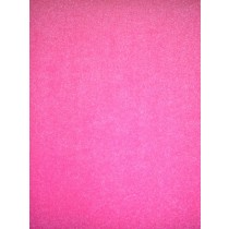Craft Velour - Shocking Pink - 1 Yd