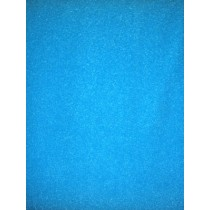 Craft Velour - Turquoise - 1 Yd