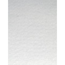 Craft Velour - White - 1 Yd