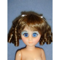 "Daisy Wig 6-7"" Ginger Brown"