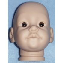 Danny Head w_Brown Eyes- Translucent