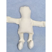 "Doll - Muslin - 8"" Off-White"