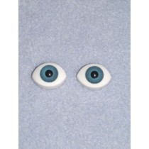 |Doll Eye - Paperweight - 18mm Blue