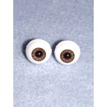 Doll Eye - Real Eyes - 20mm - Hazel