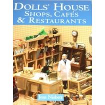 Dolls' House Shops, Cafes, and Restaurants