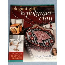 Elegant Gifts in Polymer Clay Book