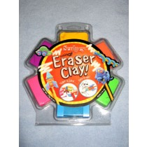 Eraser Clay - Multi-pack