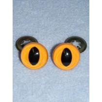 Cat Eye - 7.5mm Yellow Pkg_6