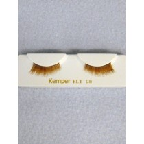 Eyelashes - Angled - Brown