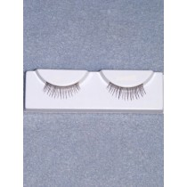 Eyelashes - Natural - Black