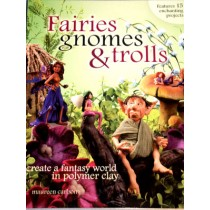 Faires, Gnomes, & Trolls Book