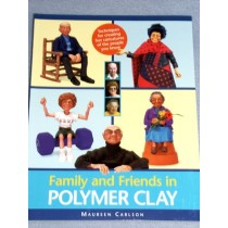 Family & Friends in Polymer Clay Book