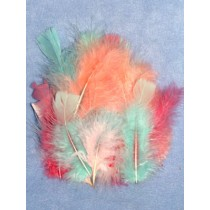 Feathers - Turkey - Victorian 1_2 oz Pkg
