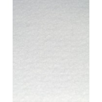 "Felt 9oz Wool_Rayon 12x18"" White"