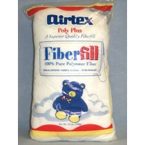 Fiberfill - Economy White 12 oz Bag