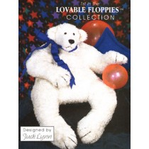 Floppy Bear Pattern - 3 Feet Tall