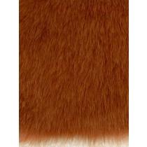 Fur - Cubby Bear - Red Fox
