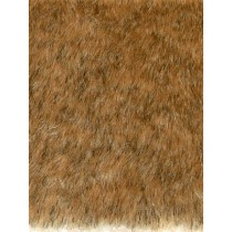 Fur - Cubby Short - Ginger