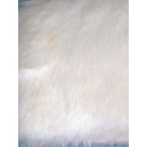 Fur - Soft Teddy - White