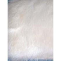 Fur - Soft Teddy - White