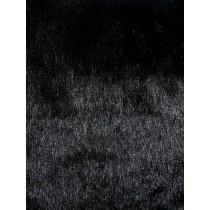 Fur - Teddy Bear - Black