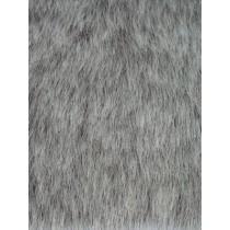 Fur - Teddy Bear - Gray Frost