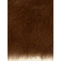 Fur - Teddy Bear - Medium Brown