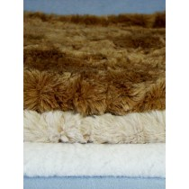 Fur Fabric Bundle 3 Pcs. 15-24""