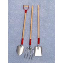 """Garden Tools - 4"""" - Set_3"""