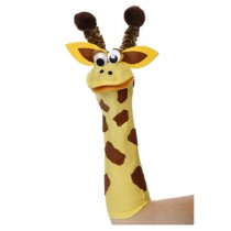 |Giraffe Sock Friends Puppet Kit