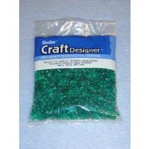 Green Tri-Beads 480 pcs