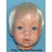 Guppy Head - Blue Eyes