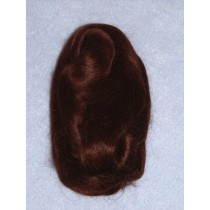 Hair - English Mohair - D. Brown - 1 Yd