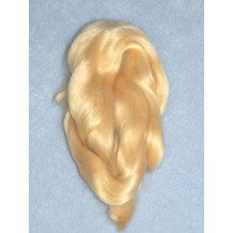Hair - English Mohair - Lt Blond - 1 Yd