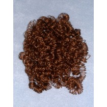 Hair - Ringlets - Auburn Brown - 4oz