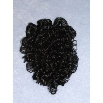 Hair - Ringlets - Black .5oz