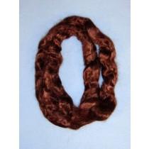 Hair - Wavy Locks - Dark Brown