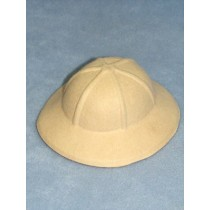 "Hat - 6 1_2"" Felt Safari - Beige"