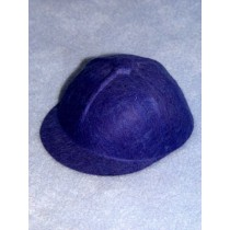 "Hat - Baseball - 2 3_4"" Royal"