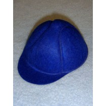 "Hat - Baseball - 3 3_4"" Royal"