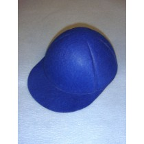 "Hat - Baseball - 7 1_2"" Blue"